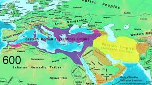 Islam World Map by Contextualization Islam World History Khan Academy Youtube