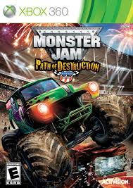 walmart monster jam trucks explosive monster truck action comes to life in activision u0027s