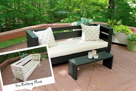 how to build a patio table outdoor furniture build plans home made by carmona