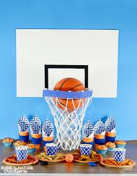basketball party ideas 10 basketball day eats