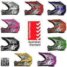 youth xs motocross helmet motocross helmet kids child youth various colours xs s m l xl