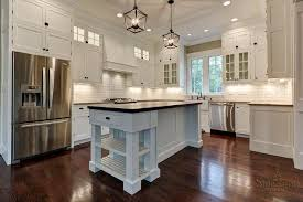 Bronze Kitchen Lighting Island With Shelves Transitional Kitchen Stonecroft Homes