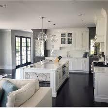 Kitchens White Cabinets 47 Best White Cabinet With Granite Images On Pinterest Dream