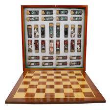 amazon com japanese shogun chess set game 32 resin pieces with
