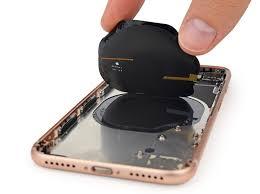 iphone 8 teardown if it cracks good luck replacing that new
