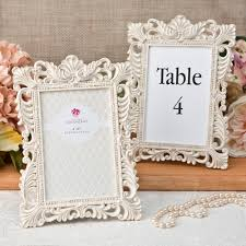 wedding table number holders wedding table numbers table number holders