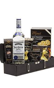 Tequila Gift Basket Tequila Gifts Jose Cuervo Gift Baskets