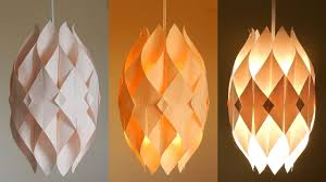 diy lamp eternal flame learn how to make a paper lampshade