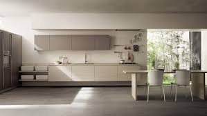 inspired by japanese minimalism posh scavolini kitchen conceals