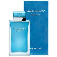 dolce gabbana light blue eau de parfum original malaysia dolce gabbana light blue eau intense eau de