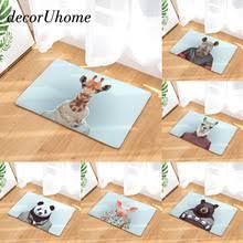 Decorative Kitchen Floor Mats by Popular Giraffe Floor Mats Buy Cheap Giraffe Floor Mats Lots From