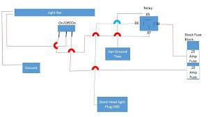chinese led light bar wiring diagram chinese wiring diagrams