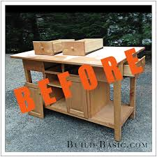 build a kitchen island kitchen island makeover build basic