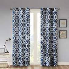 Curtains Printed Designs Lattice Curtains Drapes For Less Overstock