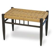 lloyd flanders low country small bench wicker com