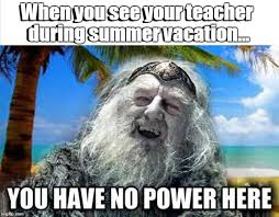 Schools Out Meme - just a few more weeks and school s out imgflip