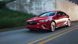 2018 buick regal gs is here better than insignia gsi 1 images