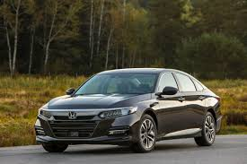 the 2018 honda accord hybrid inside and out