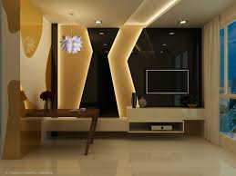 simple living room feature wall designs with additional decorating