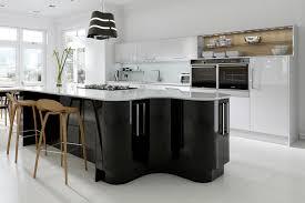 black gloss kitchen ideas kitchen cabinets gloss white car black and white gloss