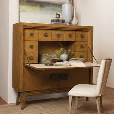 Oriental Secretary Desk by A R T Furniture Greenpoint Secretary Desk Hayneedle