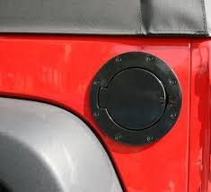 jeep wrangler lock all things jeep gas door cover without lock for jeep wrangler jk