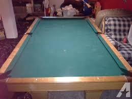 brunswick contender pool table brunswick contender pool table for sale in newton kansas