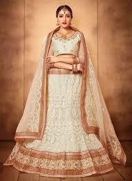chaniya ghagra choli buy online dubai off white gujarati chaniya