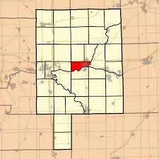 Northern Illinois Map by Ottawa Township Lasalle County Illinois Wikipedia