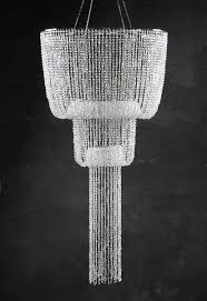 Chandelier Acrylic 40099907325 Large Medusa Chandelier Acrylic Crystals 68 In 4 Large
