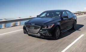 how much does hyundai genesis cost updated 2018 genesis g80 gets a price car and driver