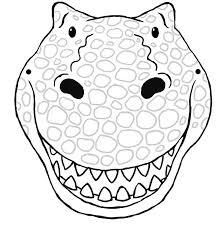the 25 best dinosaur mask ideas on pinterest it clown mask