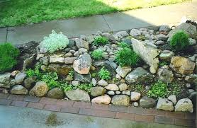 How To Build A Rock Garden Design A Rockery Garden Rocks Garden With Waterfall Design