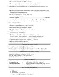 an example of a good resume resume example and free resume maker
