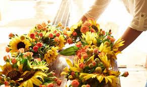 Flower Arrangements Ideas Orange Flowers Summer Floral Arrangements Ideas For Home