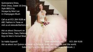 88013 champagne blush vizcaya by mori lee quinceanera dress prom
