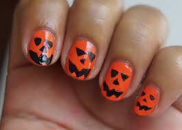 easy halloween nail designs for beginners more com