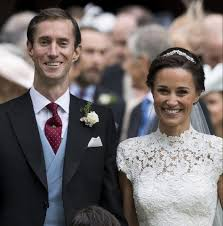 pippa middleton and new hubby james matthews soak up the sun in