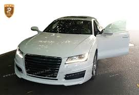 audi a7 kit for audi fiberglass car kits change to wd style a7 best