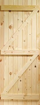 Exterior Pine Doors External Pine Gates