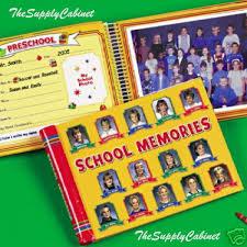 photo album scrapbook memories k 12 keepsake scrapbook album book