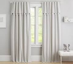 Curtains For Nursery Curtains Nursery Curtains Pottery Barn