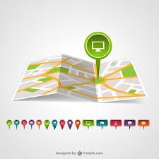 vector map 400 map vectors free vector graphics