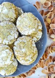 sicilian pistachio cookies pistachio cookies sicilian and