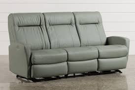 Reclinable Sofas Chair Zachery Power Reclining Leather Automatic Reclining Sofa