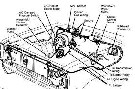 1988 dodge cer location of a maf sensor on a 1988 dodge d100