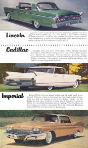 New Car Comparison Spreadsheet Popular Mechanics Magazine Reviews Of The 1960 Luxury Cas