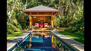 Pool Landscape Pictures by Spectacular Tropical Pool Landscaping Ideas Youtube