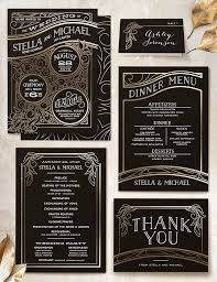 gatsby wedding invitations inspirational wedding invitations deco wedding invitation design