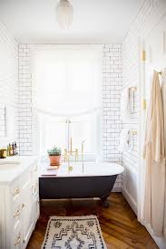 chic bathroom ideas 15 tiny bathrooms with major chic factor mydomaine